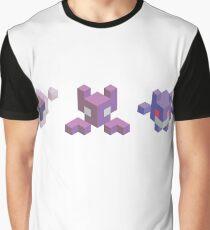Ghastly Evolution Line, Pokemon Graphic T-Shirt
