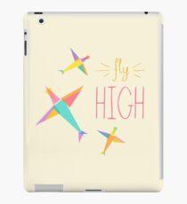 Origami Sunshine: Fly High iPad Case/Skin