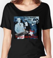 The Single Bullet Blues Band Women's Relaxed Fit T-Shirt