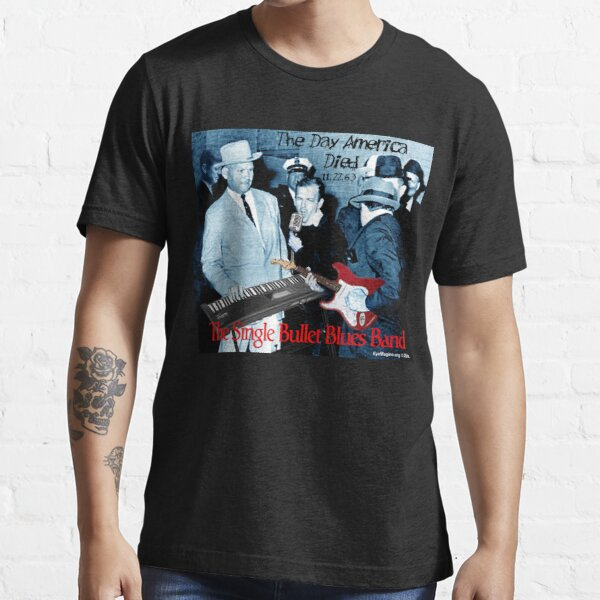 The Single Bullet Blues Band Essential T-Shirt