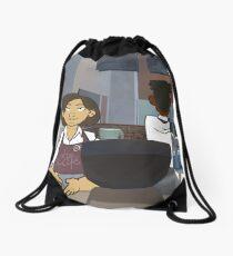 Li Mei Drawstring Bag