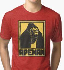 Apeman Tri-blend T-Shirt