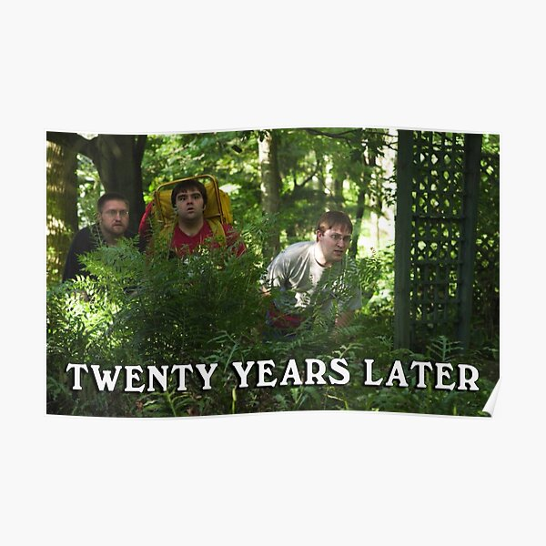 Twenty Years Later banner Poster