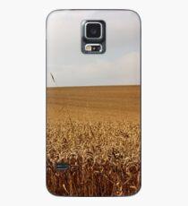 Golden Field Case/Skin for Samsung Galaxy