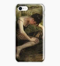 The Weight of Nature iPhone Case/Skin