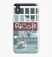 The Eponymous Cafe iPhone Case