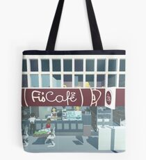 The Eponymous Cafe Tote Bag