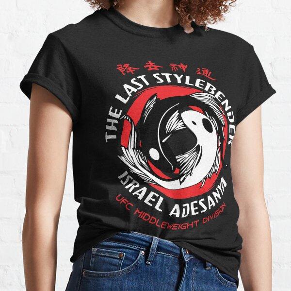 The Last Stylebender - Israel Adesanya MMA Fighter Camiseta clásica