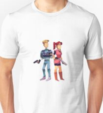leon and claire T-Shirt
