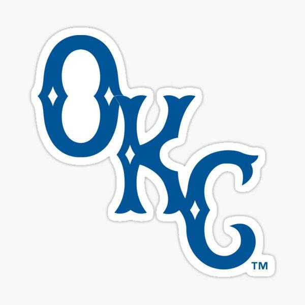 Oklahoma City Dodgers Sticker