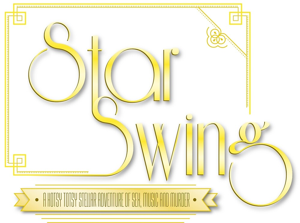 Star Swing Logo by lithmage