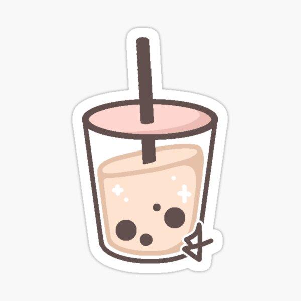 boba / milktea Sticker