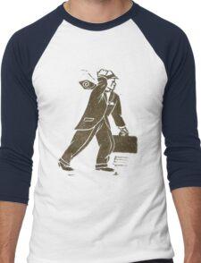 Rush Hour Man Men's Baseball ¾ T-Shirt