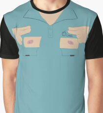 South park Cable Company rubbing nipples Graphic T-Shirt