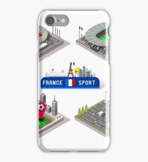 Game Set EURO 2016 France Stadium iPhone Case/Skin