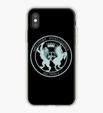 Military Intelligence, Section 6 iPhone Case