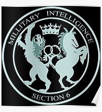Military Intelligence, Section 6 Poster