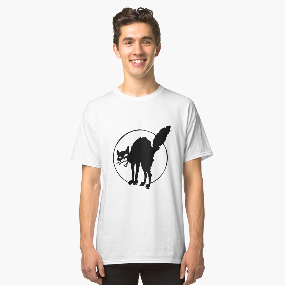 Anarchist black cat Classic T-Shirt