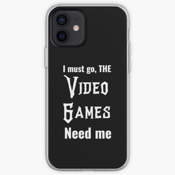 Typical gamer - cool gaming quotes iPhone Soft Case