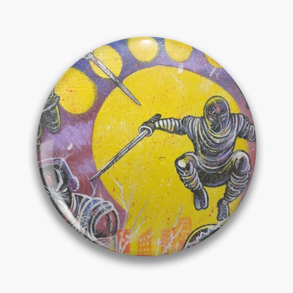 Foot Clan Pin