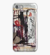 Abstract Characters  iPhone Case/Skin