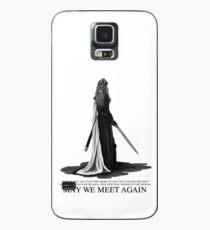LEXA - May We Meet Again. (the 100) Case/Skin for Samsung Galaxy