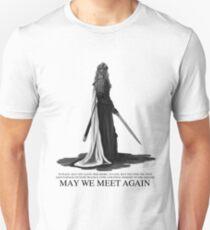 LEXA - May We Meet Again. (the 100) Unisex T-Shirt