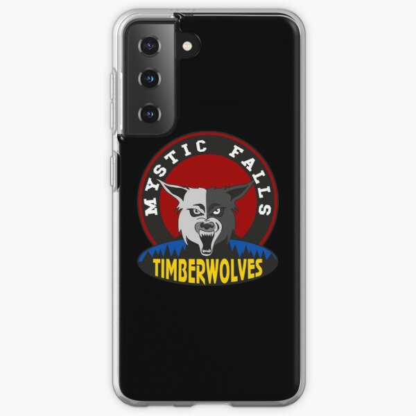 Mystic Falls Timberwolves T-Shirt Samsung Galaxy Soft Case