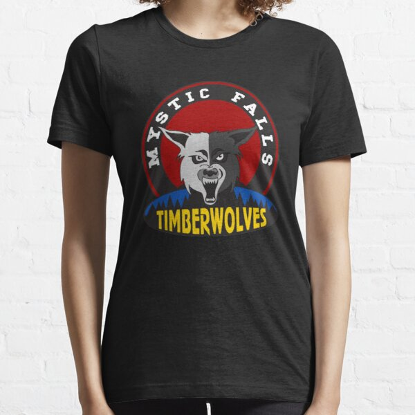 Mystic Falls Timberwolves T-Shirt Essential T-Shirt