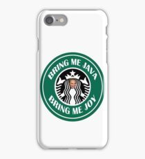 Taylor The Latte Boy iPhone Case/Skin