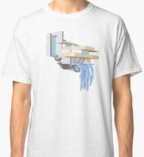 Fallingwater - Frank Lloyd Wright (1939) Classic T-Shirt