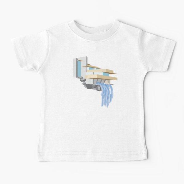 Fallingwater - Frank Lloyd Wright (1939) Baby T-Shirt