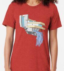 Fallingwater - Frank Lloyd Wright (1939) Tri-blend T-Shirt