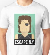 Escape Form New York Unisex T-Shirt
