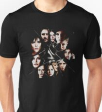 Scream 4 - Cast 2 Unisex T-Shirt