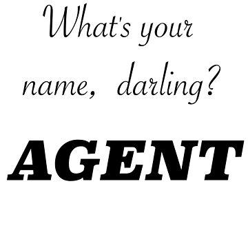 Agent by Irenuccia