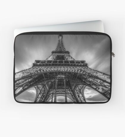 Eiffel Tower 9 Laptop Sleeve