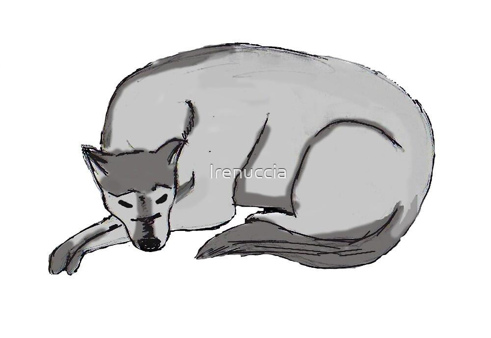 Wolf by Irenuccia