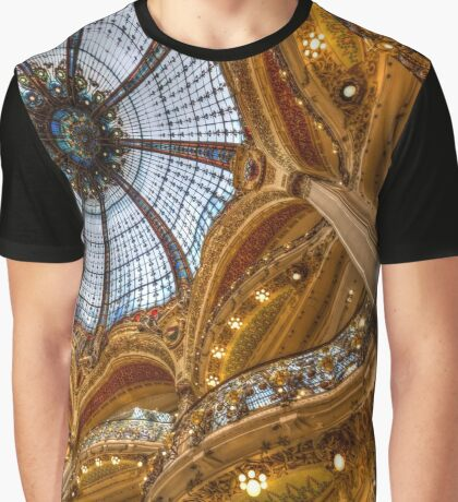 Galeries Lafayette, Paris 2 Graphic T-Shirt