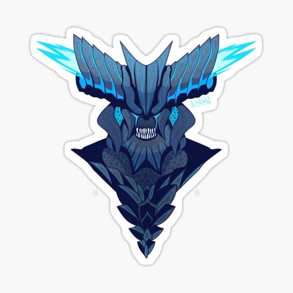 Sin Devil Trigger Vergil Sticker