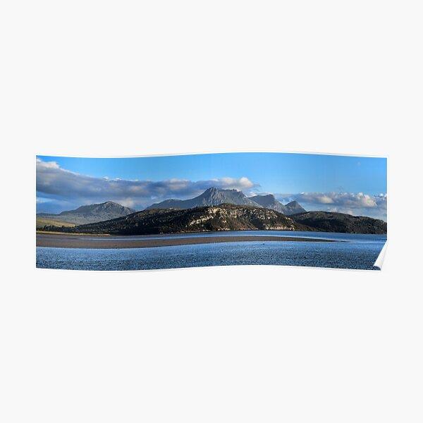 Kyle of Tongue-Landscape Scotland Poster