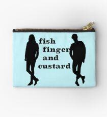 Fish finger and custard Studio Pouch