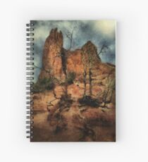 The Place of Snakes Spiral Notebook