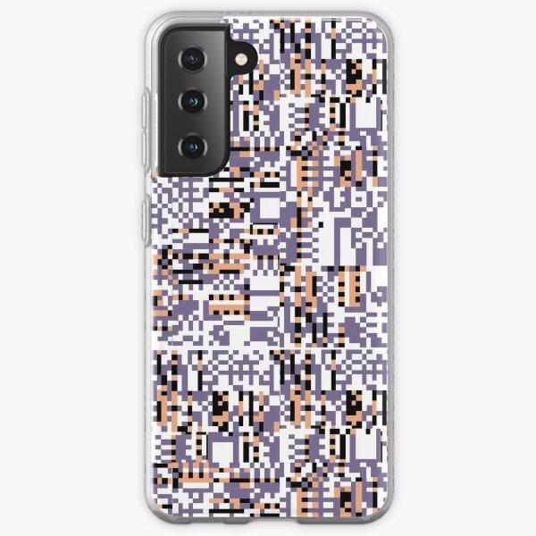 Missing Pattern 2 Samsung Galaxy Soft Case