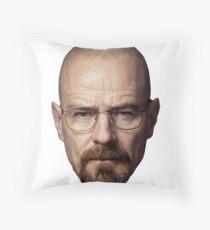 Bryan Cranston Throw Pillow