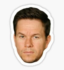 Mark Wahlberg Sticker