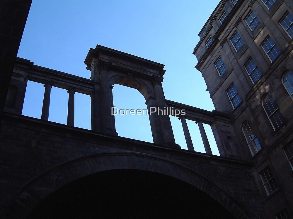 Waterloo Place Edinburgh by DoreenPhillips