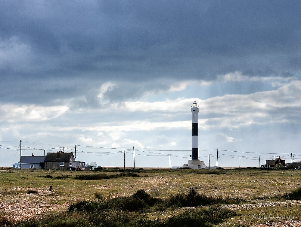 Dungeness Through a Prime Lens 17 by Andy Coleman