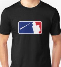 Jose Bautista bat flip MLB logo Unisex T-Shirt