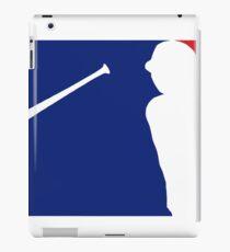 Jose Bautista bat flip MLB logo iPad Case/Skin